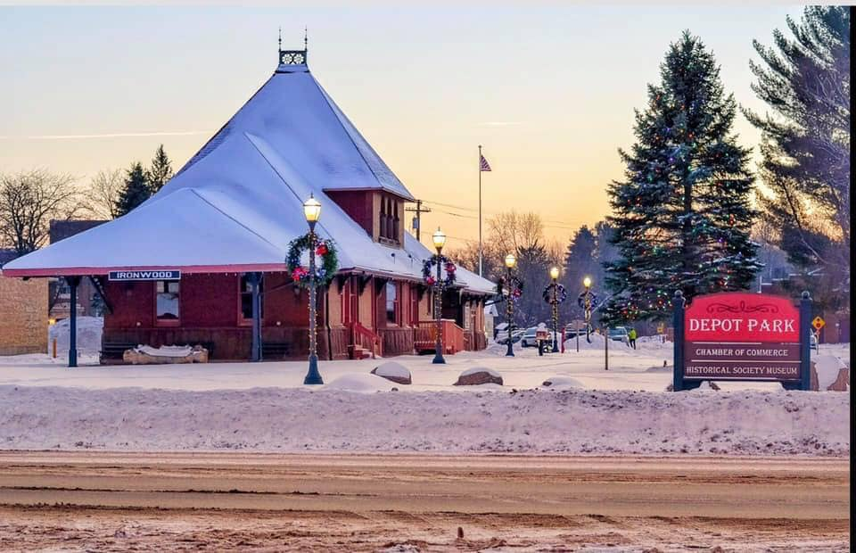 Ironwood Depot Museum & Park