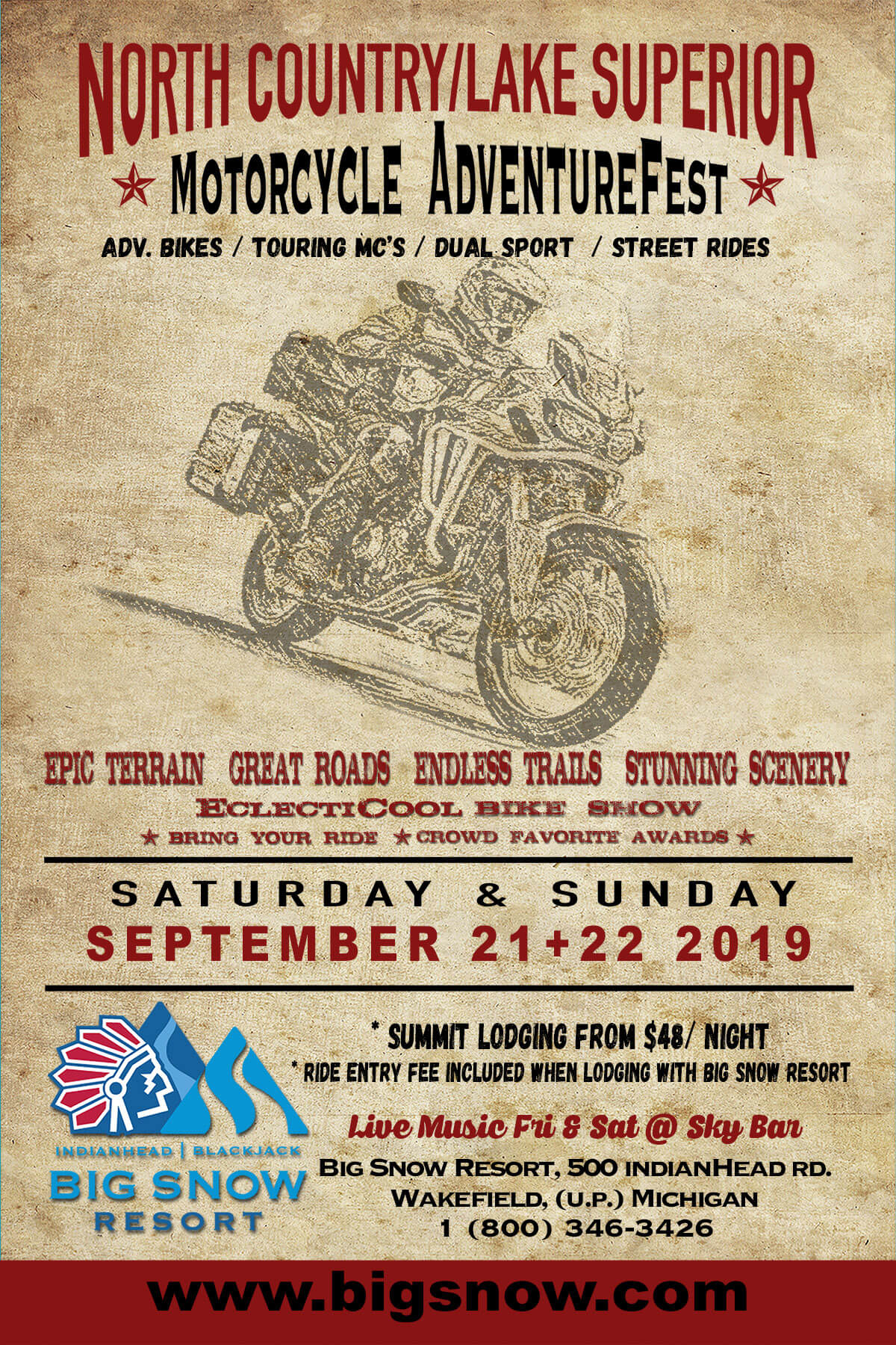 Motorcycle AdventureFest