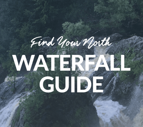 Find Your North Waterfall Guide Ironwood Michigan