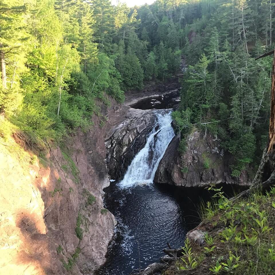 Saturday Adventure (Superior Falls)
