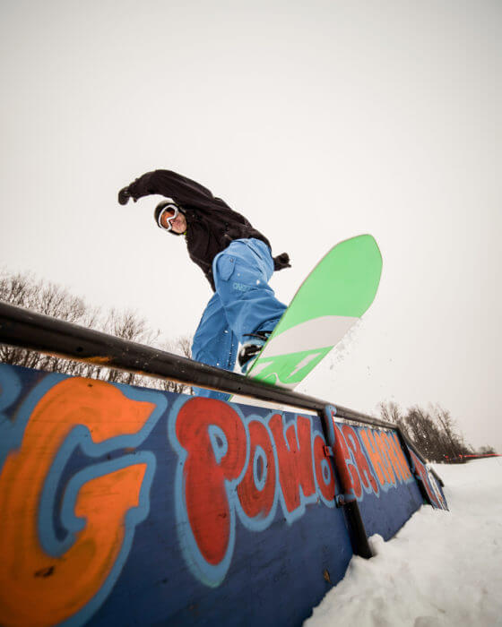 Powderhorn Snowboard