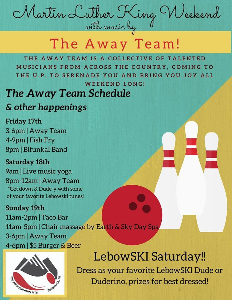 Big Lebowski weekend