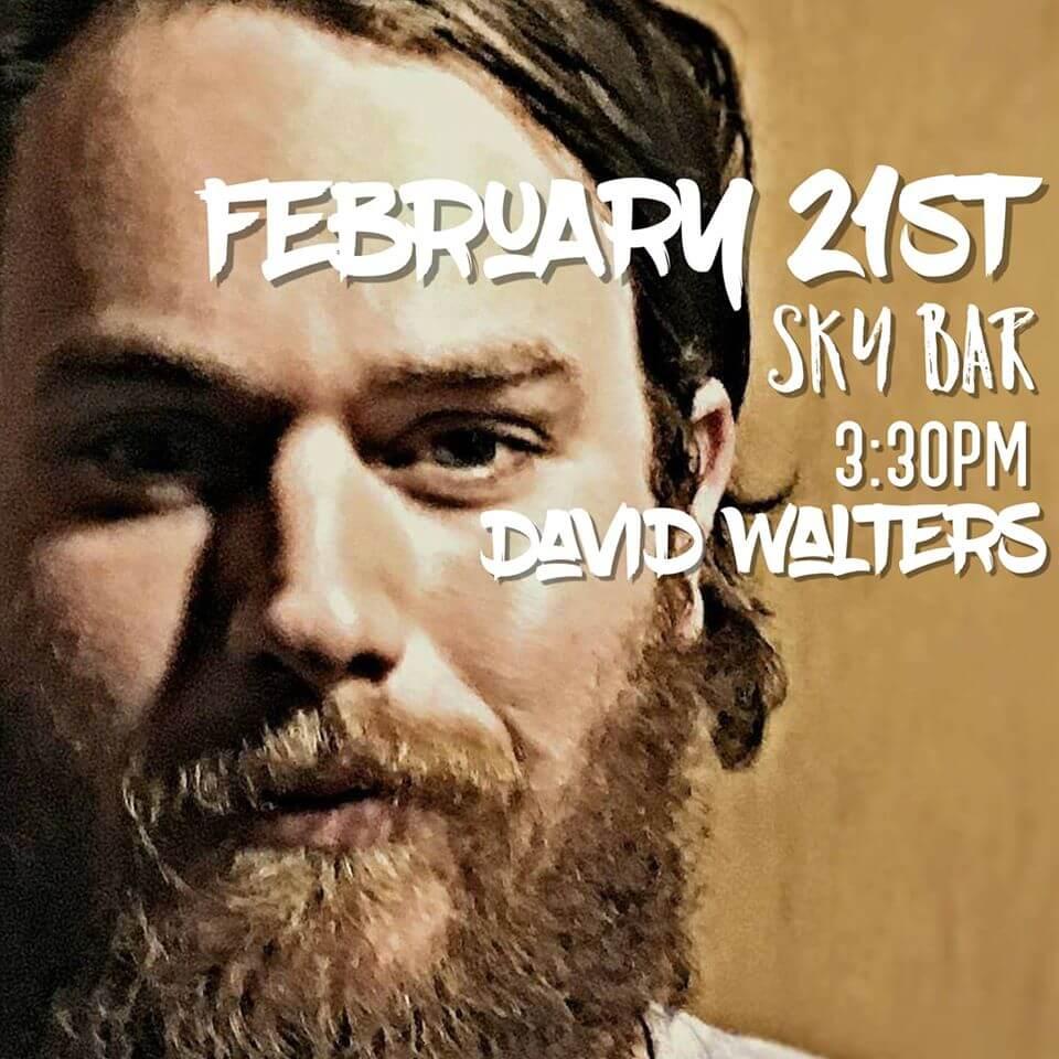 David Walters Sky Bar