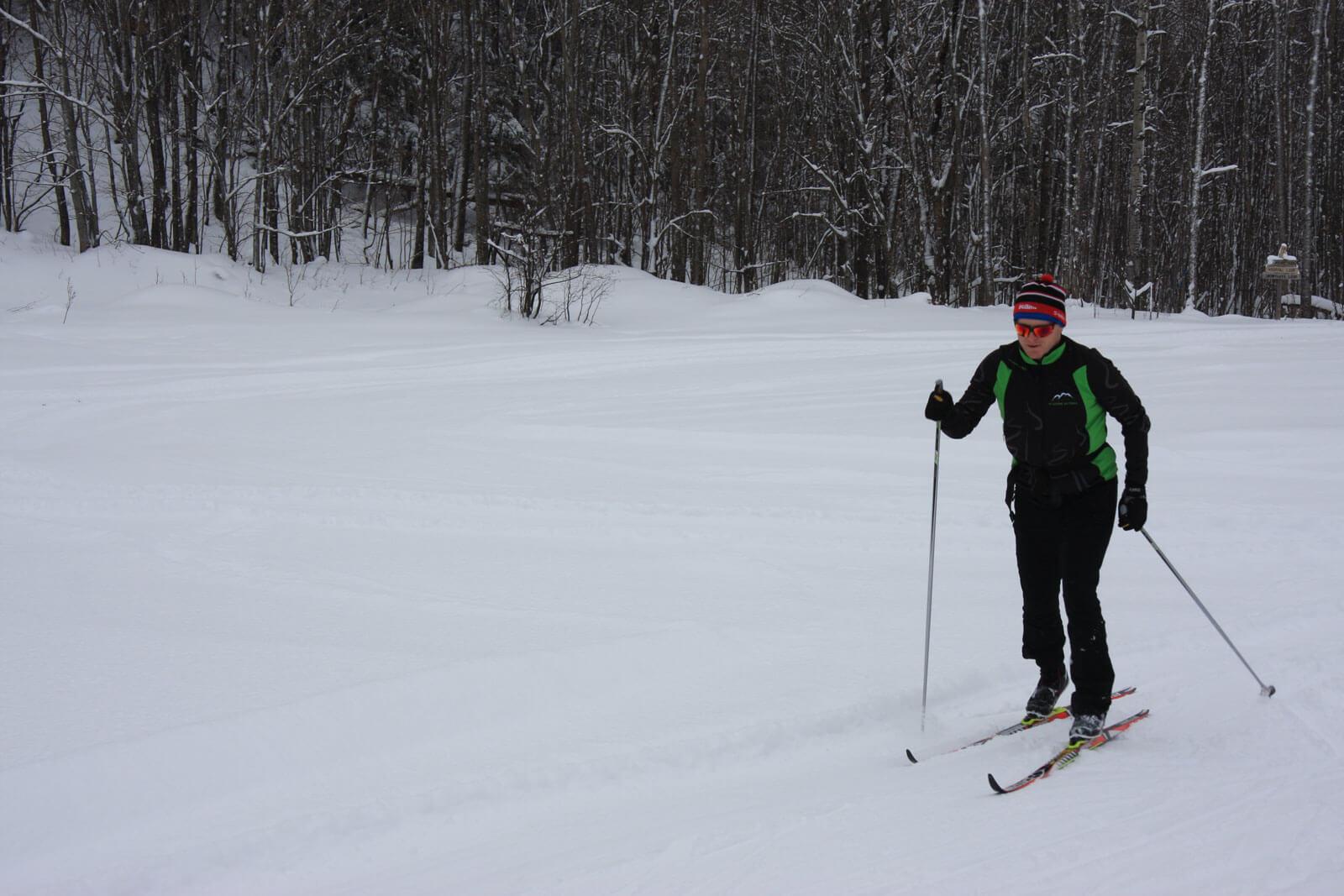 Tuesday night skinny ski