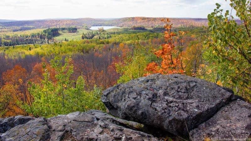Corrigan's Lookout/Whitecap Mountains