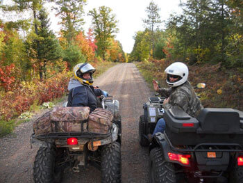 ATV ORV Ironwood Michigan